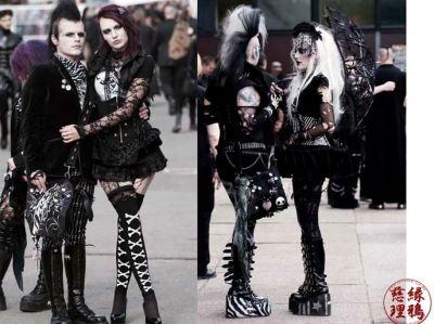 gothic szene fotos