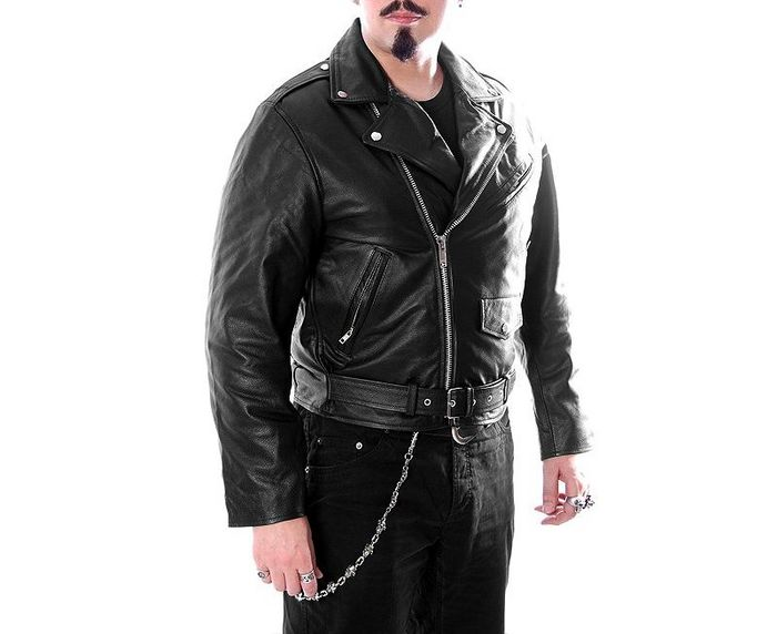 Perfecto homme en cuir HARD LEATHER 78d8ee63a13d