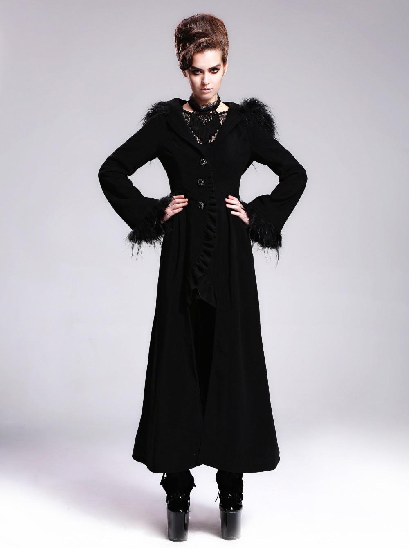 manteau long homme noir pas cher. Black Bedroom Furniture Sets. Home Design Ideas