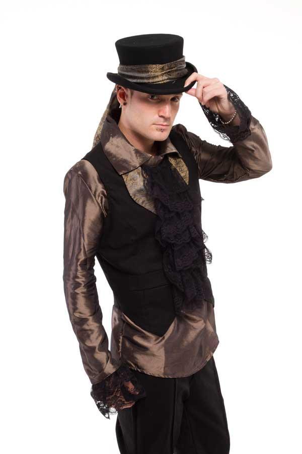vetement homme steampunk