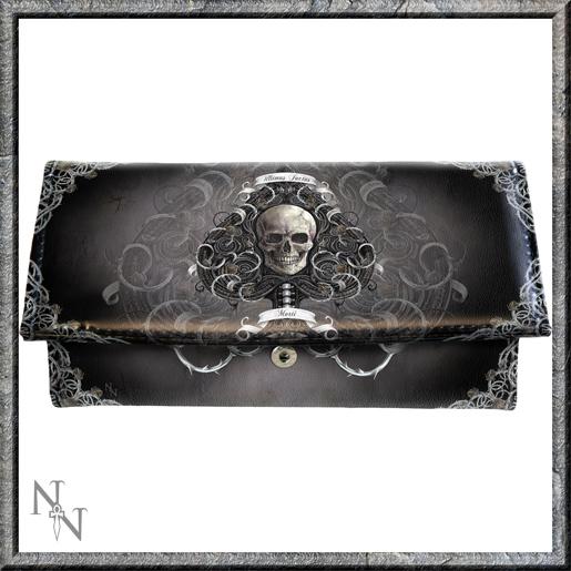 magasin en ligne 49707 43029 Portefeuille gothique 'purse of ace'