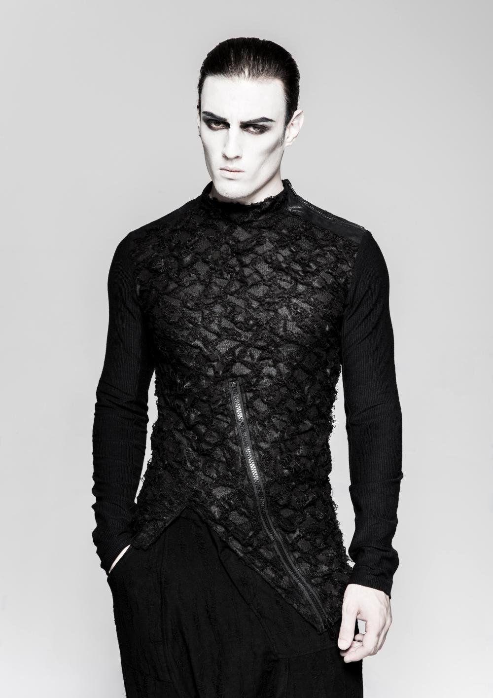 Top large choix de vêtements gothiques hommes au meilleur prix ER71