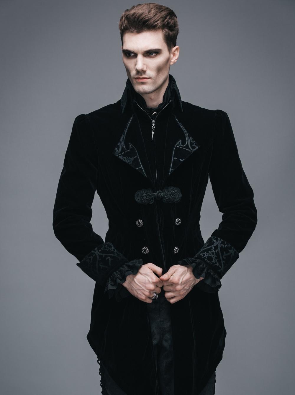 Veste gothique pour homme