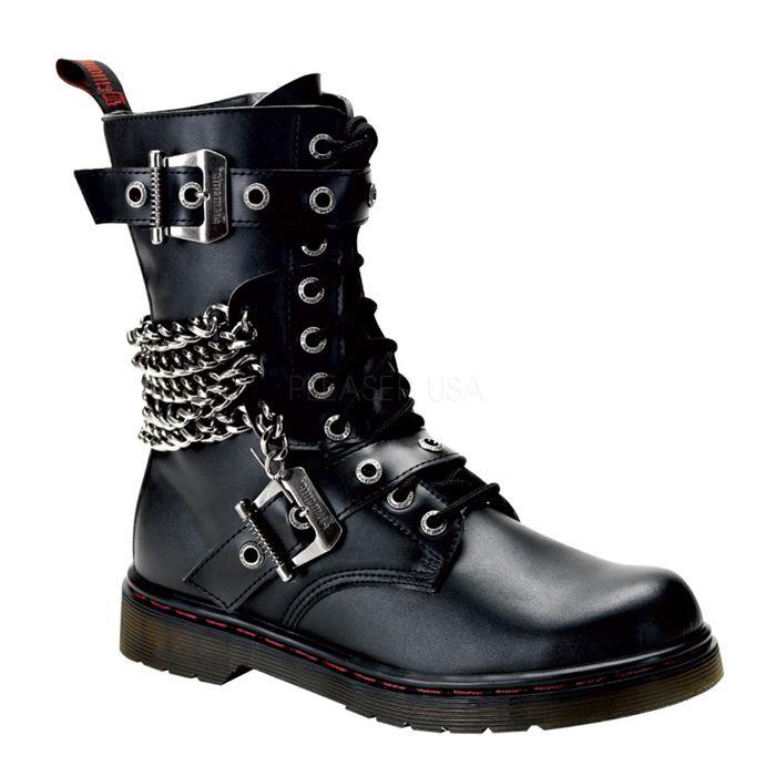 chaussures gothiques pas cher