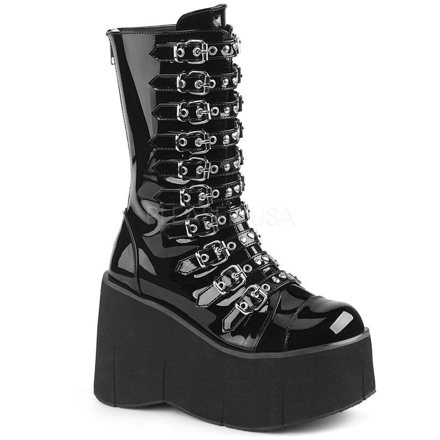 chaussures de sport b5d46 f6451 Bottes compensées DEMONIA 'spectra domina'