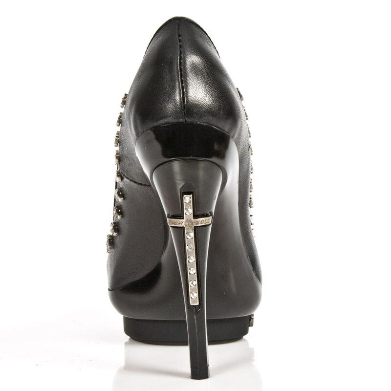 Escarpins gothiques New Rock M.PUNK066 S1