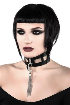 Collier gothique KILLSTAR 'nikky chocker'
