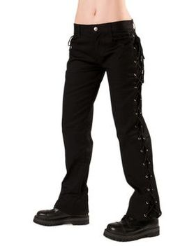 Pantalon gothique BLACK PISTOLS