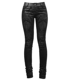 Pantalon gothique PUNK RAVE 'obsession'