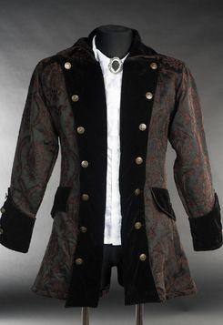 051aaf26a731 Découvrez nos vêtements steampunk homme pas cher