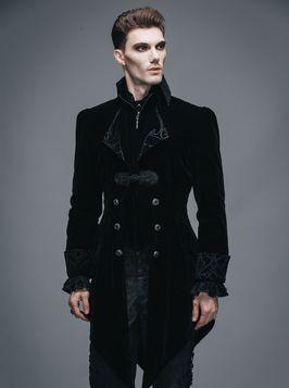 Veste gothique vampire homme DEVIL FASHION