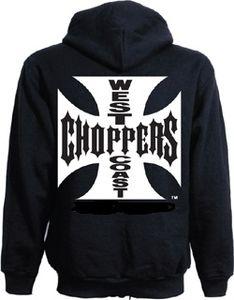 sweat capuche west coast chopper